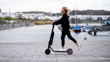 Kick-Scooter: Elektrische Tretroller könnten ab Anfang 2019 in Deutschland legal sein