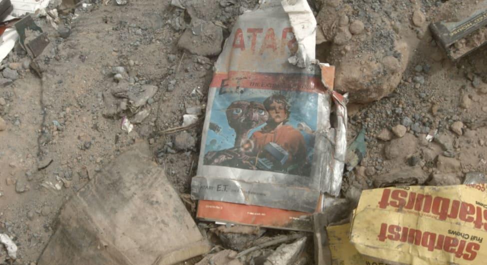 Die Atari-Ausgrabung