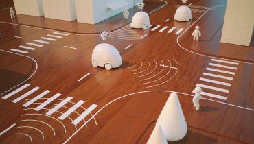 Autonome Autos sollen bereits 2019 auf Frankreichs Straßen fahren