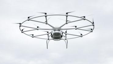 Kein Lufttaxi für Superreiche – Wie Volocopter in Metropolen landen will