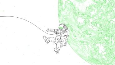 Im Jahr 2029 beherrscht Jeff Bezos das All – und eine Weltraum-Müllabfuhr beseitigt alte Satelliten