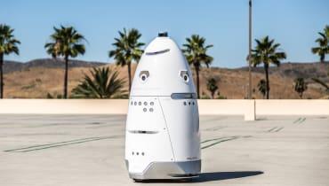 In San Francisco jagt ein Roboter Obdachlose