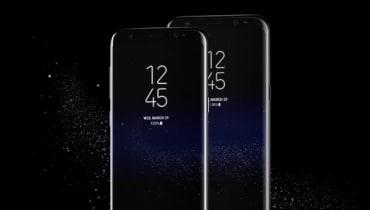 Das neue Samsung Galaxy S8 im Vorab-Test