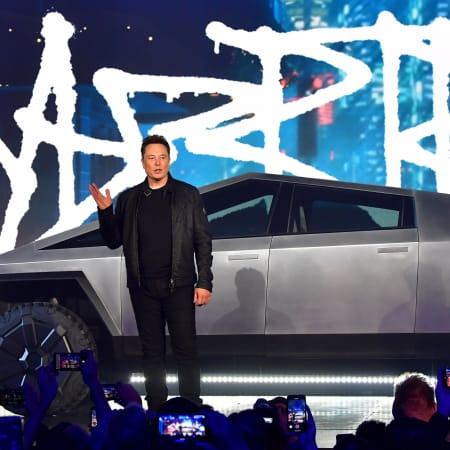 Auto : Cybertruck: Elon Musk deutet Veränderungen beim Pick-up an