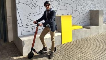 Kick-Scooter-Trend: Seat und Segway stellen Elektro-Tretroller vor