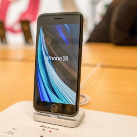 Smartphones : Stiftung Warentest: iPhone SE im Smartphone-Test nur im Mittelfeld