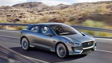 Jaguars E-Auto kommt 2018 –und wir sind jetzt schon damit gefahren