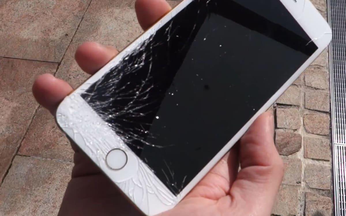 Haftpflicht Handy Runtergefallen