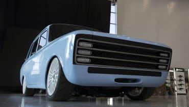 Kalaschnikow baut jetzt auch Elektroautos