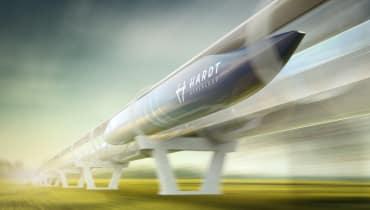 Die Deutsche Bahn macht beim niederländischen Hyperloop mit