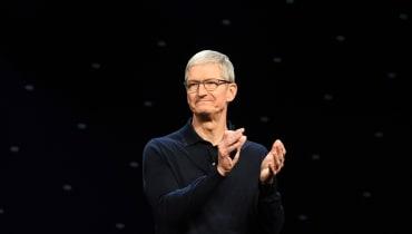 Apple gibt neue Quartalszahlen bekannt und schon fällt die Aktie