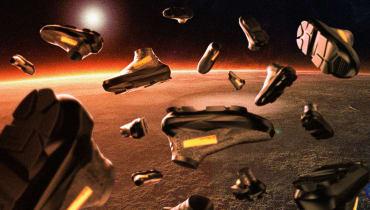 Der erste Laufschuh für den Mars