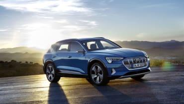 Audi hat sein Elektro-SUV e-Tron offiziell vorgestellt