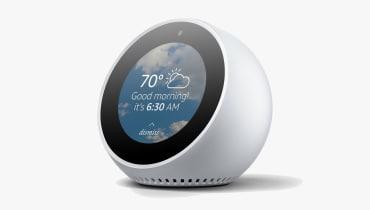 Der Echo Spot ist Amazons Weg ins Schlafzimmer