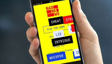 Ein Spiel macht jeden zum Fake-News-Mogul
