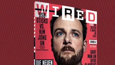 Die aktuelle Ausgabe: Mr. Pinterest, Daten-Schmuggler in Nordkorea und die neuen Food-Hacker