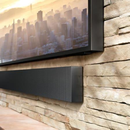 Outdoor-Technik : Samsung zeigt Home-Entertainment für den Außenbereich