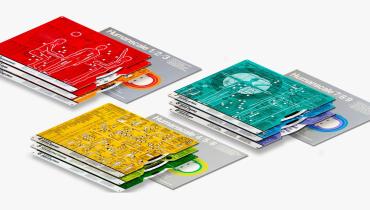 Ohne Computer mussten Designer sich auf diese Pappscheibe verlassen