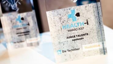 Für eine gesunde, digitale Welt: Gewinner des Health-i Awards 2017 stellen Altes in Frage, um Neues zu schaffen