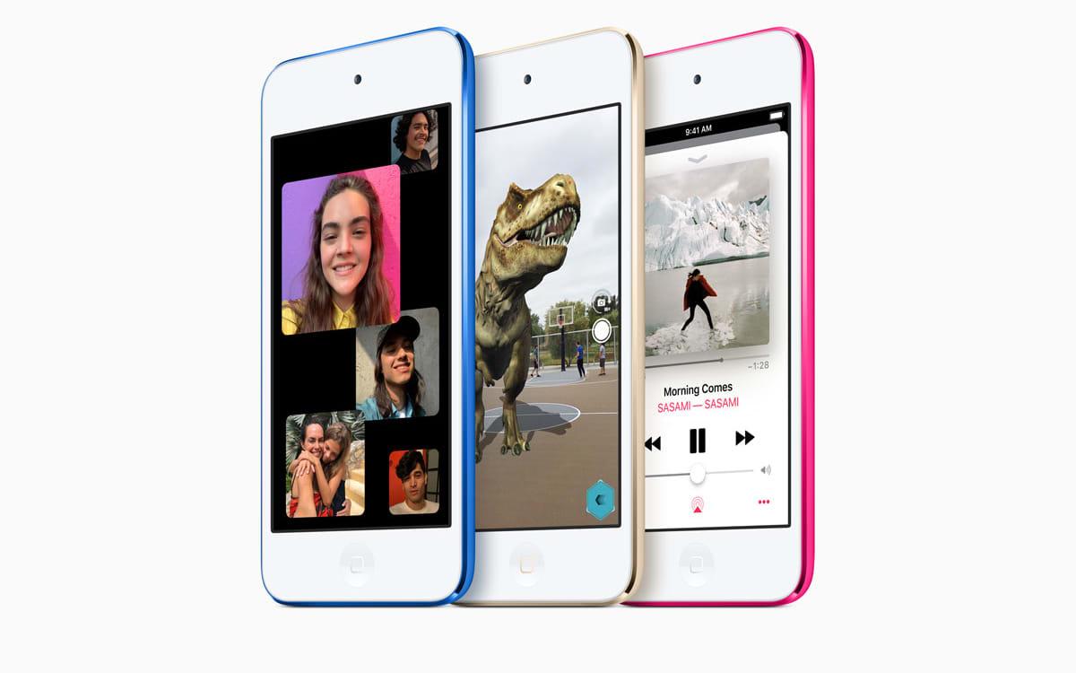 apple nach vier jahren bekommt der ipod touch ein update gq. Black Bedroom Furniture Sets. Home Design Ideas