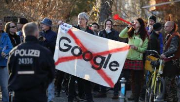 Es ist kompliziert: Google in Kreuzberg
