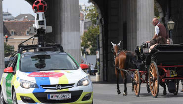Wien erschafft sich ein eigenes Streetview
