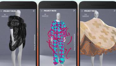 Der jüngste Fashion-Trend: Entwerft eure Designer-Mode mit KI!