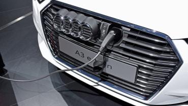 Audi e-tron: Rekuperation bringt 30 Prozent mehr Reichweite