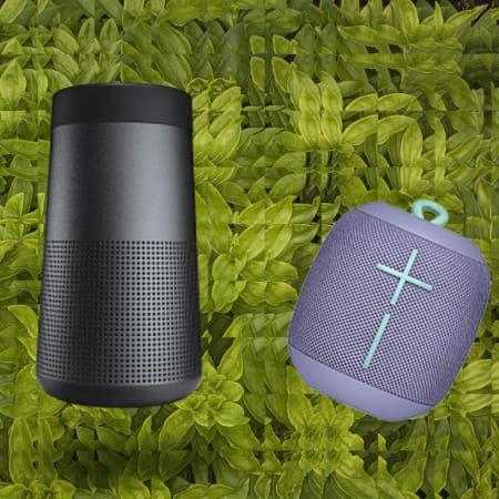 die besten bluetooth speaker f r den sommer gq. Black Bedroom Furniture Sets. Home Design Ideas