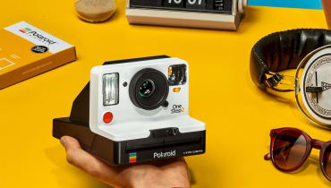 Die neue Polaroid-Sofortbildkamera heißt OneStep 2
