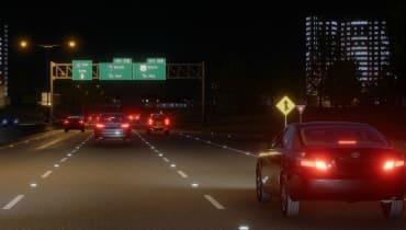 Nvidia schickt selbstfahrende Autos in die VR-Fahrschule