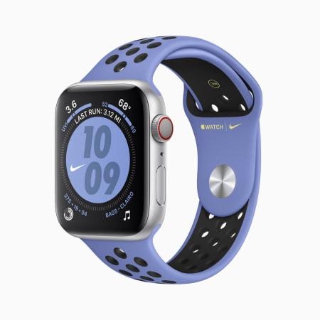 Apple-News : Apple Watch Nike: So sieht die neue Smartwatch der Series 5 aus