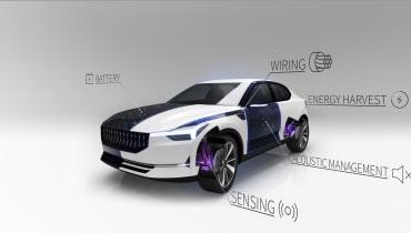 Mit diesem Spezial-Carbon könnte die Karosserie von Elektroautos zur Batterie werden