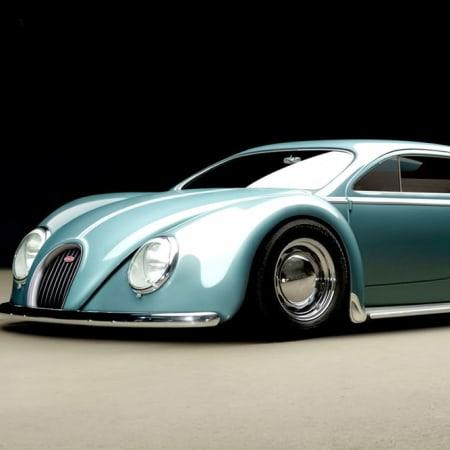Bugatti Veyron 1945 | Auto und Technik | GQ