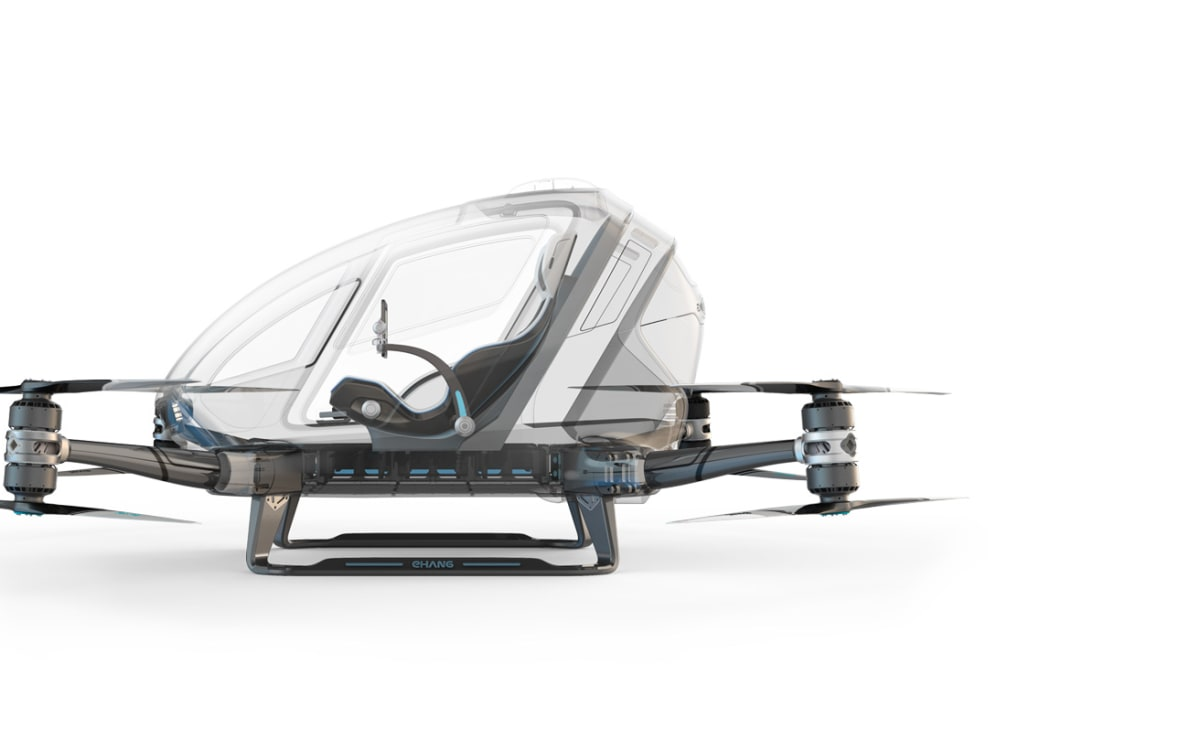 Chinesische Drohne