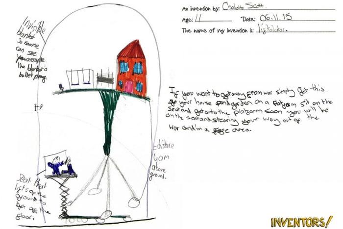 Von Kindern Gemalte Gadgets Werden Realitat Wired Germany