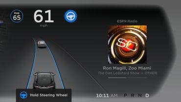 Ein Software-Update macht den Tesla-Autopilot penetranter