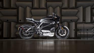 Das erste elektrische Motorrad von Harley-Davidson kommt 2019