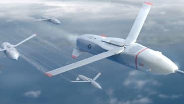 Die US-Luftwaffe entwickelt fliegende Drohnenträger