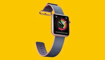 So fühlt sich die Apple Watch 2 am Handgelenk an