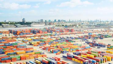 Welt in Bewegung: Diese Fotos zeigen die unheimliche Schönheit der Logistik