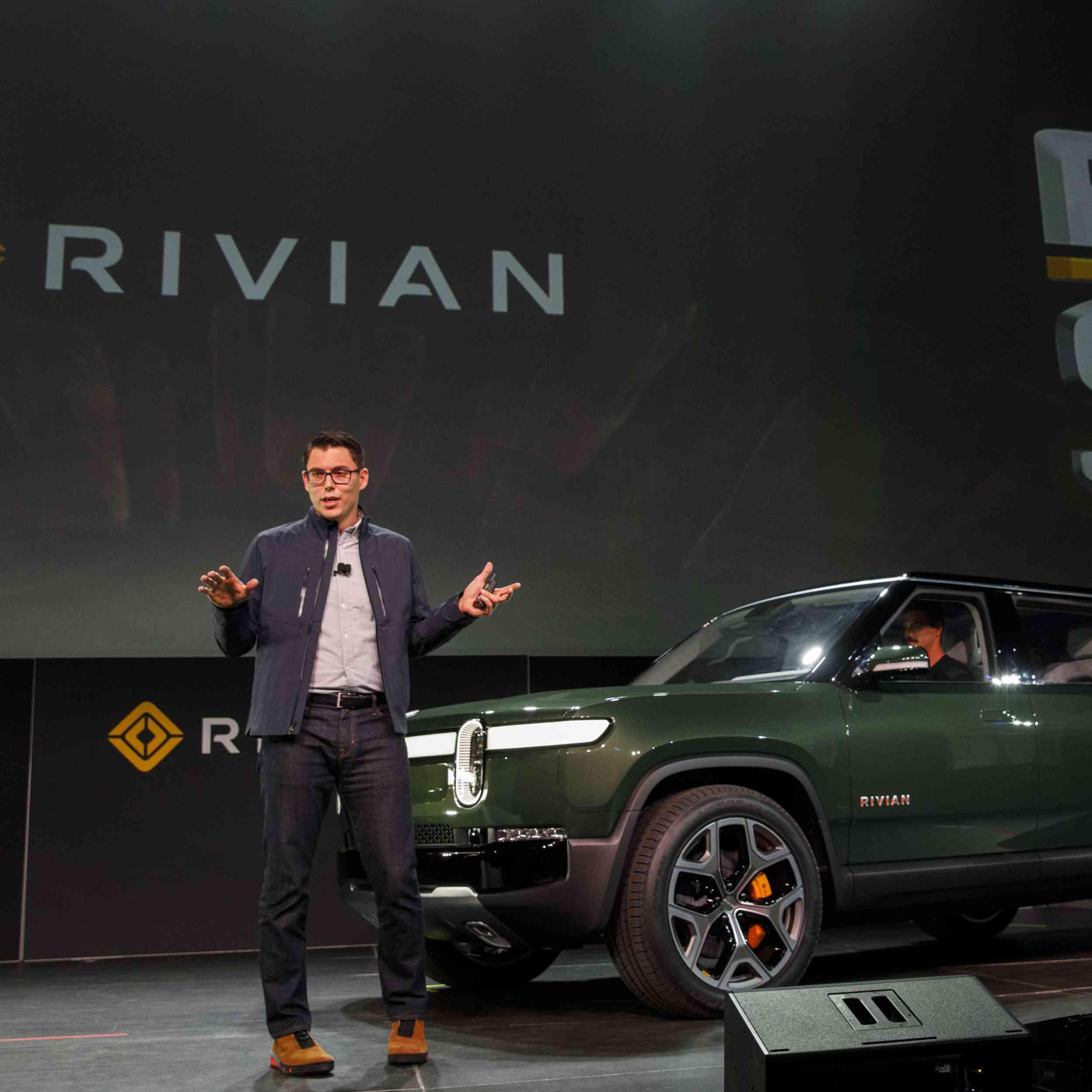 Das E-Auto-Startup Rivian hat sein Elektro-SUV vorgestellt | WIRED Germany