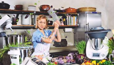 Die Rache der Küchenmaschinen
