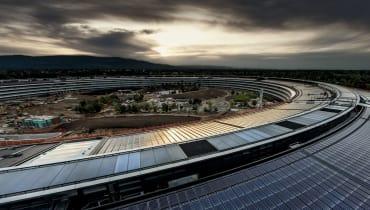 """""""Steves Geschenk"""": Exklusive Einblicke in den neuen Apple-Campus"""