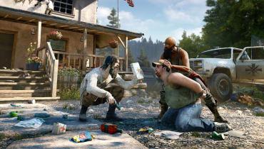 Far Cry 5 ist ein unangenehmer Spagat zwischen sinnfreier Unterhaltung und politischem Kommentar