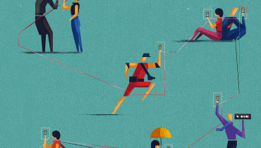Chatten ohne Internetverbindung: Sind Mesh-Netzwerke die Zukunft der Kommunikation?