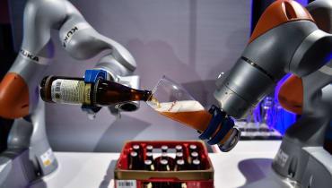 Studie: Noch nie gab es so viele Industrieroboter