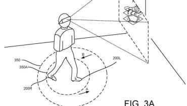 Google will sich Rollschuhe für die Virtual Reality patentieren lassen
