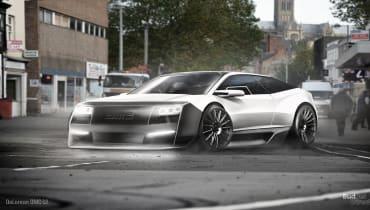 7 Kultautos: Der DeLorean ist zurück aus der Zukunft