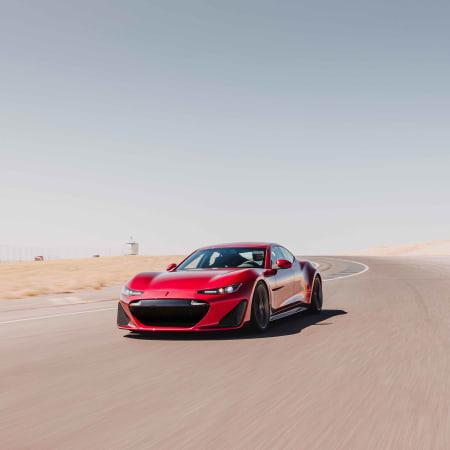 Elektrischer Supersportwagen : Drako GTE: Ein E-Flitzer, teurer als alle Tesla-Modelle zusammen